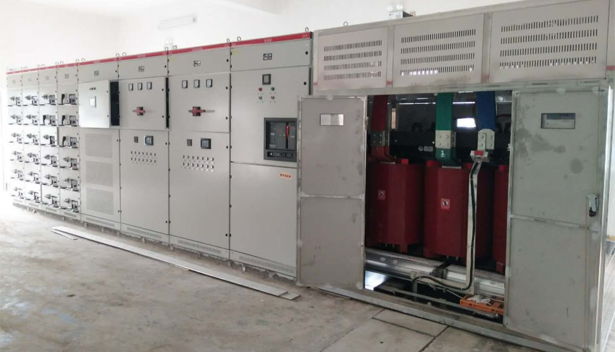 2000kva transformer with enclosure