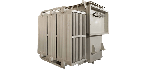 oil immersed rectifier transformer