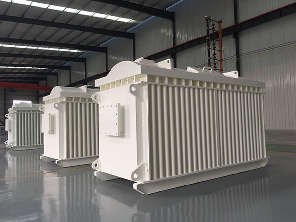 flameproof mobile transformer