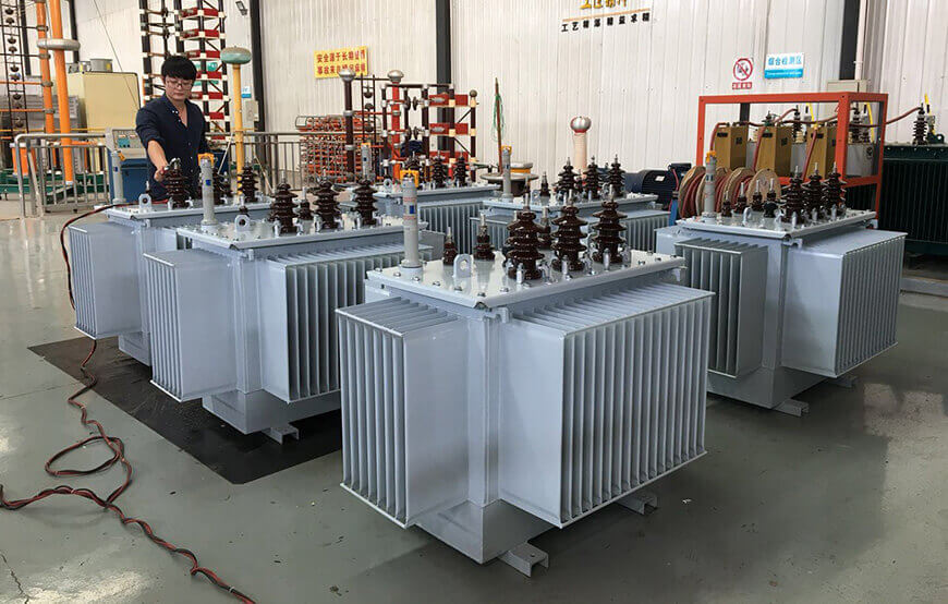 400kva oil immersed transformer