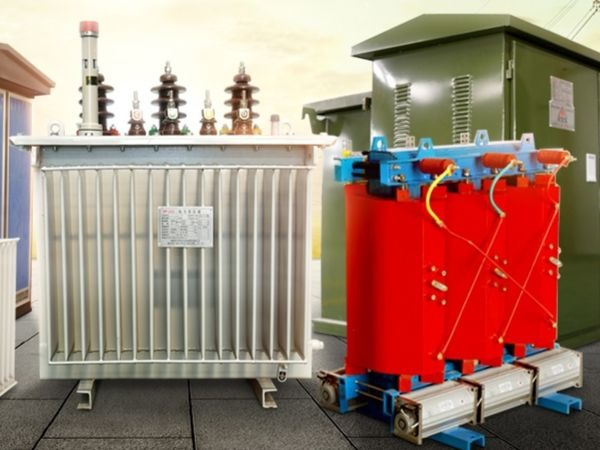 Dry type transformer VS Oil immersed transformer