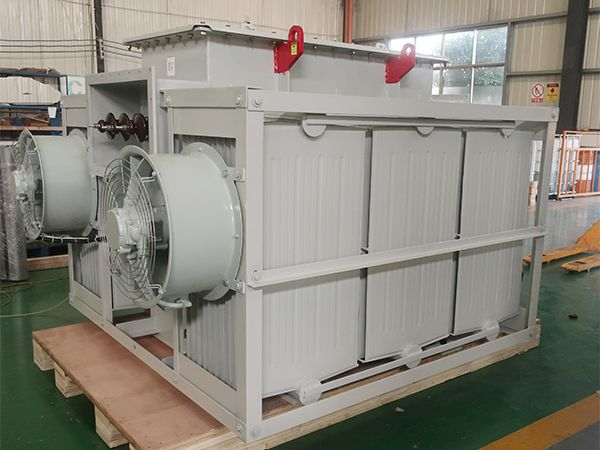 2MVA Distribution transformer with fans